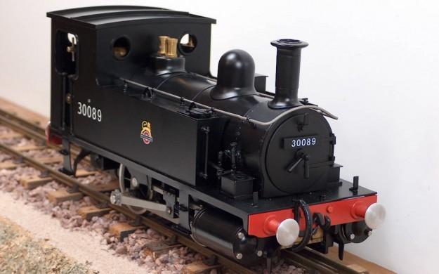 Model Rail Forum > Accucraft's live steam B4