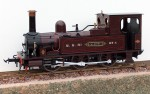 Caledonia Electric in 2008 MNR Tuscan Red