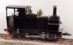 Ragleth II black 1