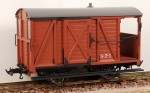 W&L Brake Van Bauxite NS