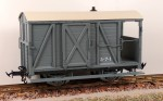 W&L Brake Van GWR Grey Data Only NS