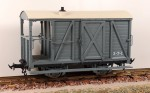 W&L Brake Van GWR Grey Data Only OS