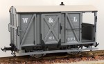 W&L Brake Van No1 NS