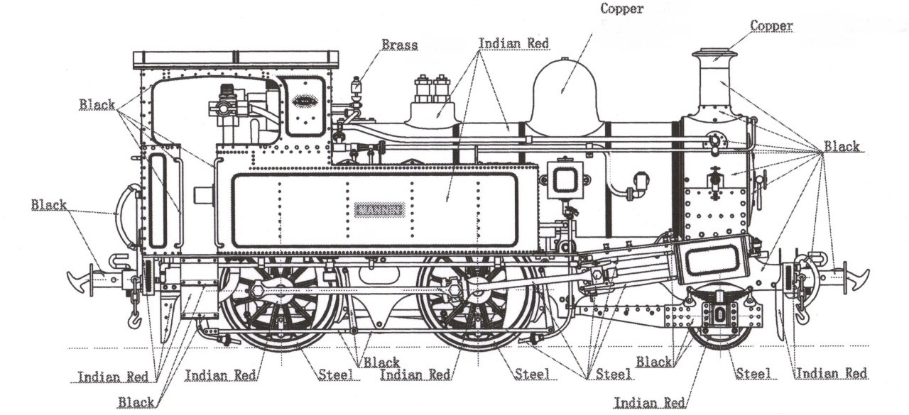 Mannin old steam trains engine diagram old train cars wiring diagram ~ odicis Old House Wiring Diagrams at panicattacktreatment.co