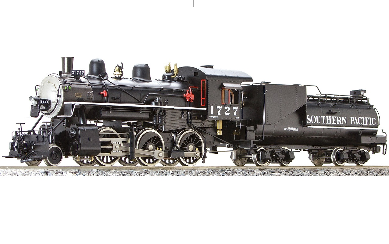 M6 Southern Pacific Live Steam 2-6-0 | Accucraft UK Ltd