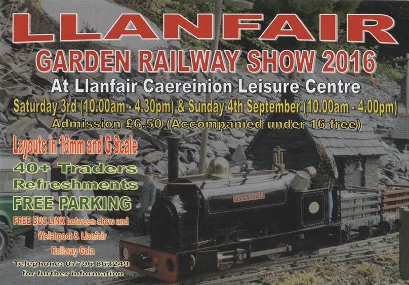 Llanfair Show