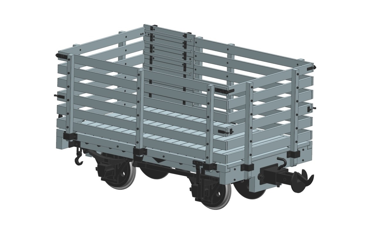 R19 23 Wu0026L Sheep Wagon 2