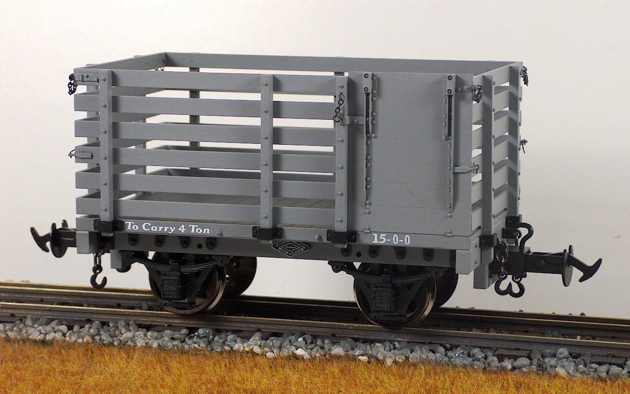z33 w l sheep wagon body kit wl unpainted mouldings only - Sheep Wagon 2