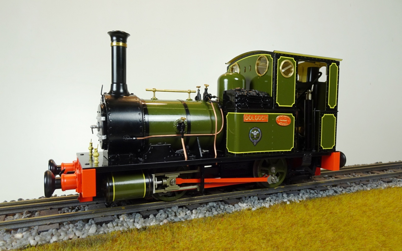 Accucraft UK Ltd | Model Trains